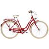 Ortler Summerfield 7 - Vélo de ville Femme - rouge